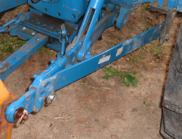 Tractor Hoist Bars : Ford stabilizer bars
