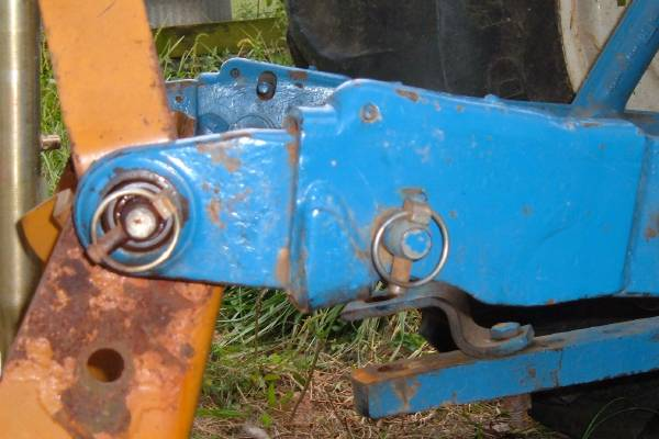 Tractor Adjustable Stabilizer Arm : Ford stabilizer bars